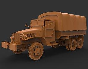 GMC CCKW-353 3D print model