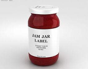 3D Jam Jar