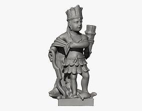 3D print model Sculpture America