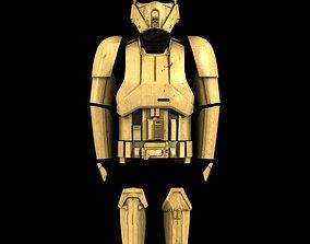Star Wars Rogue One Shoretrooper 3D STL Print files