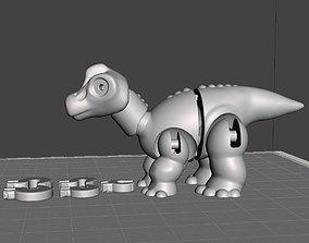 Brachiosaurus Littlefoot 3D printable model