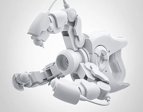 Symmetra blaster Overwatch 3D print model