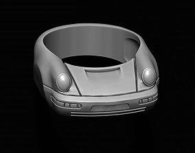 car ring 11 3D printable model