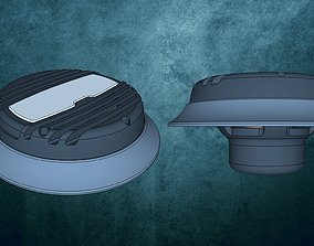 3D print model Spacer Ring for HERZ marine HMX