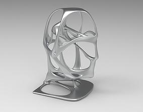 Neuron Head 3D print model