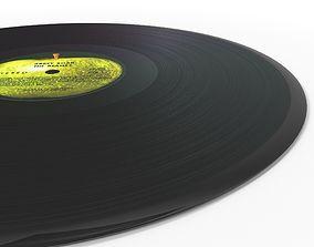 Vinyl 3D