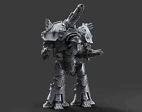 Strife Herald War Machine 3D print model