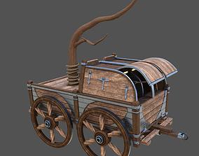 3D model Caravan Part 3