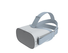 3D Oculus Go Standalone VR Headset