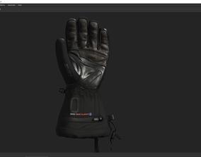 3D model Motorcycle Gloves