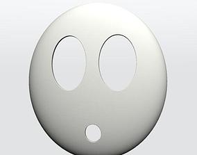 3D printable model Shy Guy Mask