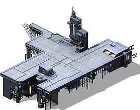 Future City - Cosmos City 06 3D