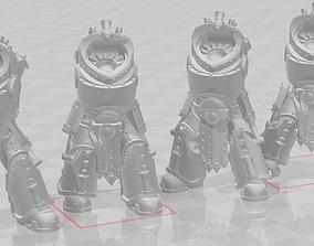 3D printable model Jupiter Pattern Exo Suits - No 3