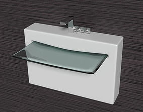 Bathroom Sink design 3D model