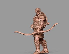 Greek Bowman - Ulysse archer 35 mm scale - 3D print model