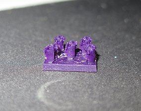 SCION OF WAR SET 4 Epic - Armageddon 3D printable model 2