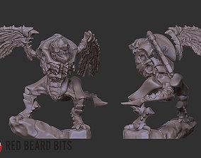 Xenoteras Warriors 3D printable model sci-fi
