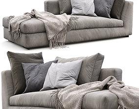 pillow 3D Flexform Sofa MAGNUM