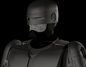 ROBOCOP SUT FOR 3D PRINTING movie