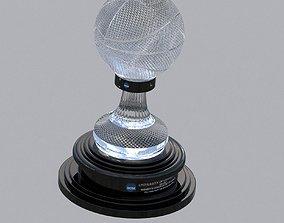 3D model NABC NCAA National Basketball Championship