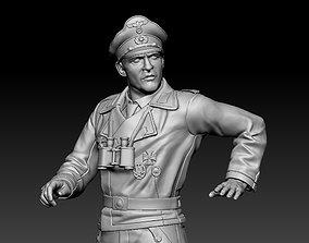ww2 3D printable model German officer