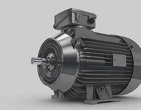 Electric Motor Standart 3D
