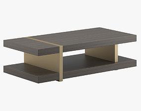 3D model Chai Ming Studios Marcelle Cocktail Table