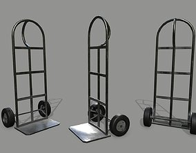 3D asset game-ready Trolley