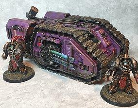 3D printable model Tempest Knights - Heavy Assault 3