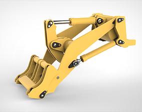 Liebherr L538 - Part 3D print model