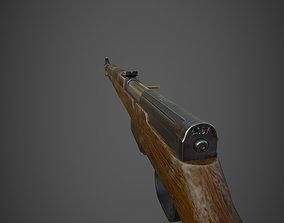 3D model Post war Carbine