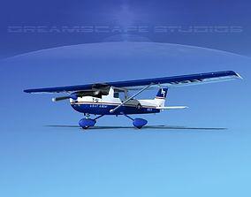 Cessna T-51 V03 3D model