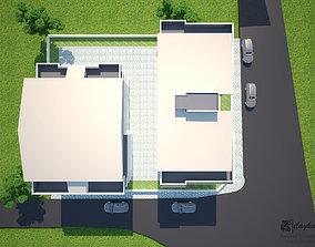 3d apartmen modeling
