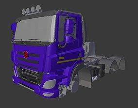 3D model Tatra Phoenix 6x6 Euro6