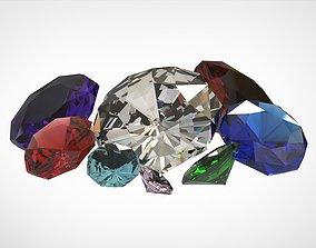 3D model Gemstones