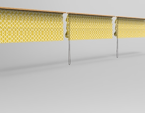 3D print model Curtain 5
