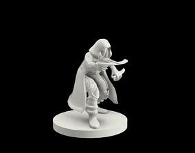 Drow Assassin Whole 3D print model
