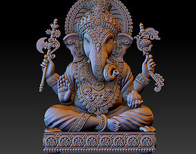 3D printable model Ganesh ji god idols