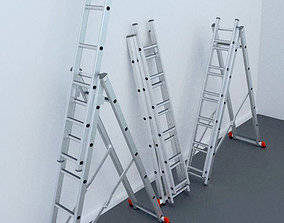 60-Minutes-Ladder 3D model