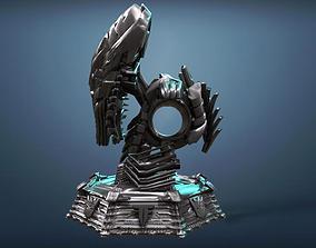 The Fallen 3D print model