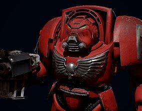 3D asset Terminator
