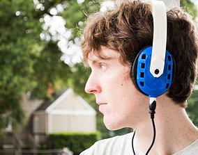 Duli Headphones 3D print model