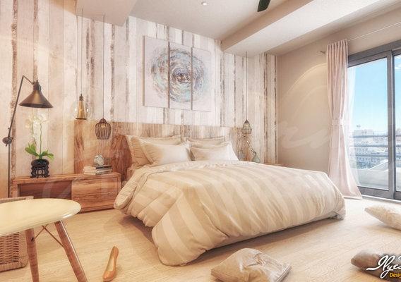 Ebony Bedroom