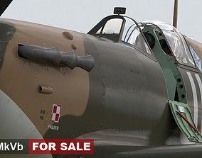 Spitfire MkVb 3D