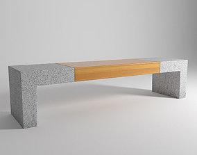 3D Giada bench