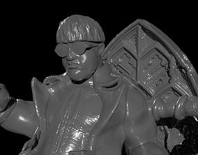 Marvels Dr Octopus 3D print model
