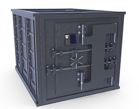 3D Safety Depositbox