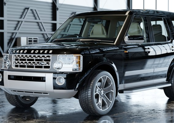 2006 Custom Land Rover Discovery 3