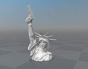 3D printable model The Statue of liberty