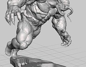 3D printable model Venom venom